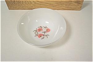 FireKing Fleurette Dessert Bowl (Image1)