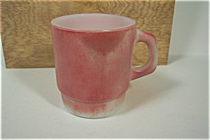 Fire King Faded Orange Mug (Image1)