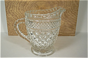 Fire King/Anchor Hocking  Wexford  Pattern Creamer (Image1)