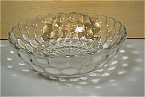 Anchor Hocking Bubble Large Crystal Berry Bowl (Image1)