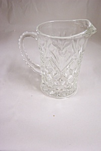 Prescut Pineapple Crystal Glass Milk Pitcher (Image1)