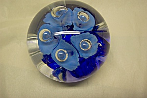 Ohio River Valley Artist Paperweight