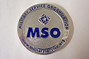 Military Service USAF Medallion (Image1)