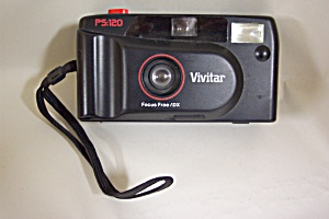 Vivitar Ps:120 Rangefinder 35mm Camera