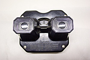 Sawyer's Black Bakelite View Master
