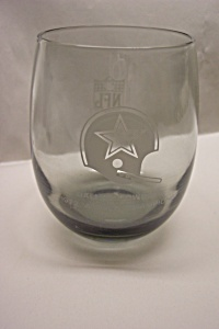 Dallas Cowboy's 14 oz. 1972 Glass Tumbler (Image1)