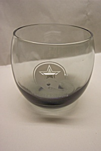 Dallas Coyboys 8 Ounce Glass (Image1)