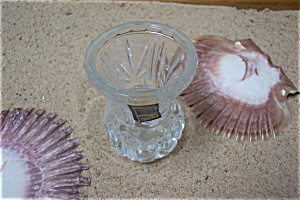 Austrian Crystal Glass Toothpick Holder (Image1)