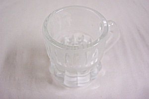 Porto Vallarta Glass Toothpick Holder (Image1)