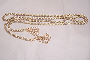 Gold Bead Rope Belt (Image1)
