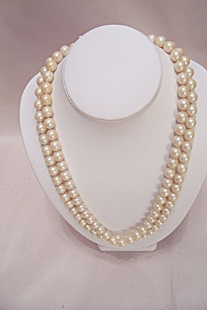 Vintage Pearl Necklace (Image1)