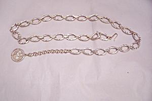 Vintage Goldtone Link Belt (Image1)