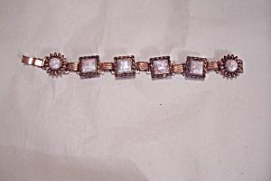 Coppertone & Cabachon Bracelet (Image1)