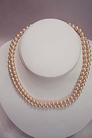Two-Strand Pearl Necklace (Image1)