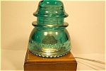 Hemingray #42  Aqua Glass Insulator CD 152
