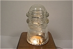 Pyrex Clear Glass Insulator
