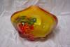 Click to view larger image of MURANO Hand-Blown Art Glass Basket (Image2)