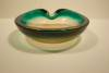 Click to view larger image of Murano Folded Art Glass Bowl (Image2)