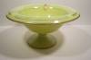 Click to view larger image of Vintage Pedestal Fruit Bowl (Image2)