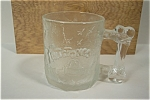 McDonald's Flintstones Pre Dawn Crystal mug