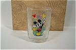 McDonald's Walt Nisney Magic Kingdom Crystal Glass