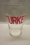 Turkey Crystal Beer Glass
