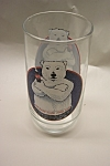 Click here to enlarge image and see more about item CCA0002: Coca Cola Polar Bear Glass