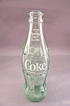 Click here to enlarge image and see more about item CCB00011: Vintage Coca Cola 6-1/2 Fluid Ounce Glass Bottle