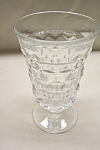 Indiana Glass Whitehall Pattern 5 Ounce Wine Glass