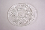 Anchor Hocking Early American Prescut Glass Coaster
