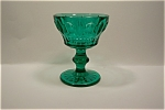 Click to view larger image of Crystal And Amber Coctail/Wine Glass (Image1)