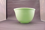 Click to view larger image of Sunbeam Mixmaster Jade-ite Mixing Bowl (Image1)
