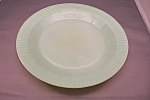 FireKing  Jane Ray Jade-ite Plate