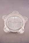 Crystal Glass Ash Tray