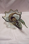 Click to view larger image of Handblown Cased Art Glass Swan (Image1)