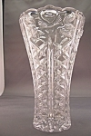 Elegant Lead Crystal Glass Vase