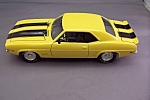 Click here to enlarge image and see more about item FAC00108: Z-28 Diecast Car