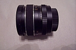 Click here to enlarge image and see more about item FAC00145: Hanimar Auto S 35mm Lens