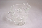 Anchor Hocking EAPC Crystal Glass Creamer