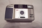 Click to view larger image of Olympus DX Trip MD3 Rangefinder 35mm  Camera (Image1)