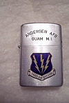 Penguin Anderson AFB Cigarette Lighter