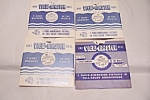 Set of 4 View-Master Reels On Virginia