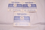 Set Of 3 View-Master Reels On England