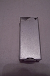 Click here to enlarge image and see more about item FAC00545: Aluminum Pocket Lighter