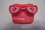 Click here to enlarge image and see more about item FAC00576: Red View-Master 3D Viewer