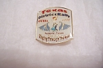 1999 Temple, Texas Motorcycle Rally Pin