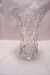 "EAPC 10"" Crystal Glass Vase"