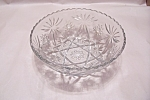 "EAPC 8-3/4"" Crystal Glass Bowl"