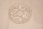 "EAPC 5"" Crystal Glass Ashtray"