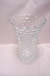 Indiana Whitehall Crystal Glass Vase